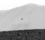 OZN Negru pe Marte fotografiat de roverulCuriosity